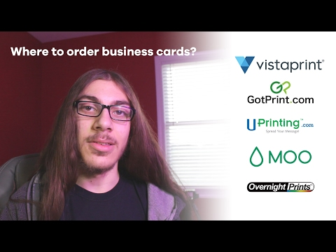 10 Extremely Typical Misconceptions About Business Card Printing Market.