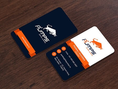 business card dublin